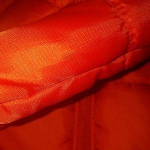 OshKosh B'gosh Jackets & Coats - OshKosh B'gosh orange fluffy jacket
